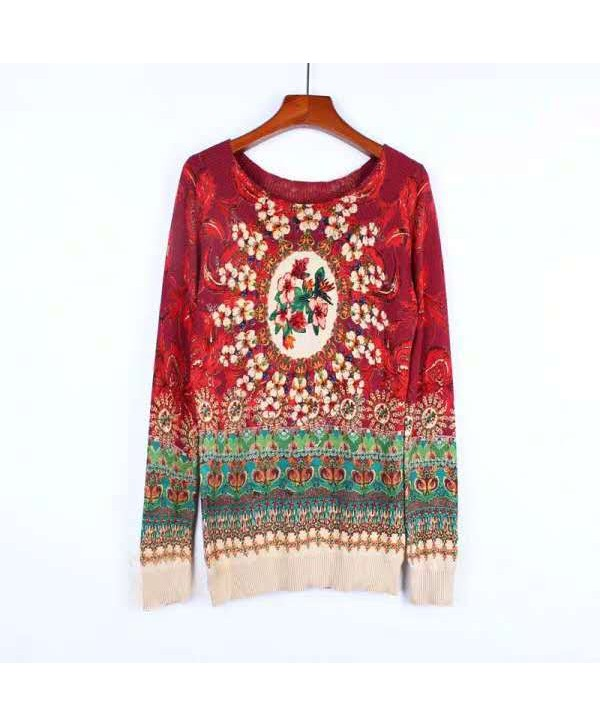 2020 new Desigual  Women sweater F0218-2