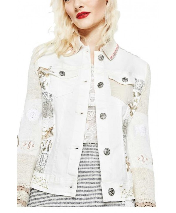 2020 new Desigual  Women jacket F0263