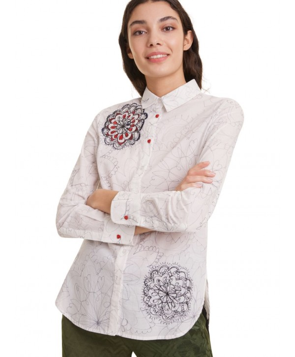2020 new Desigual  Women Shirt  F0269