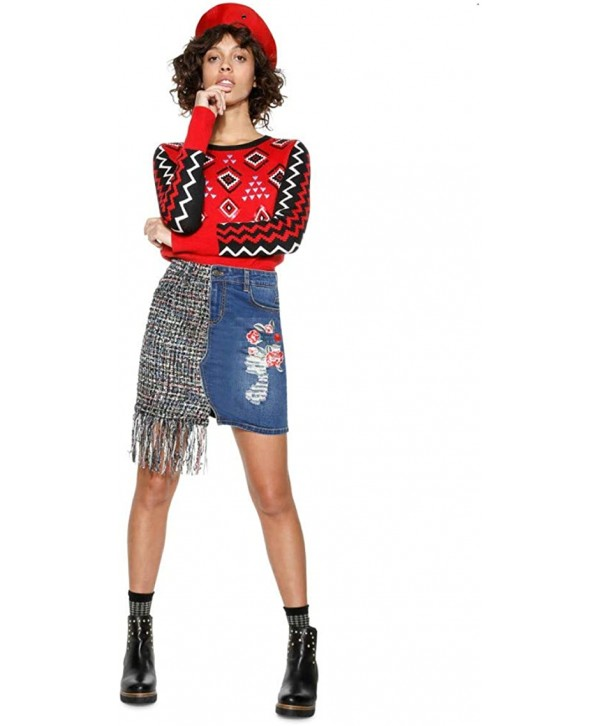 2020 new Desigual  Women Skirt