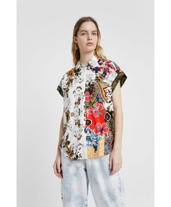 2020 new Desigual  Women Shirt