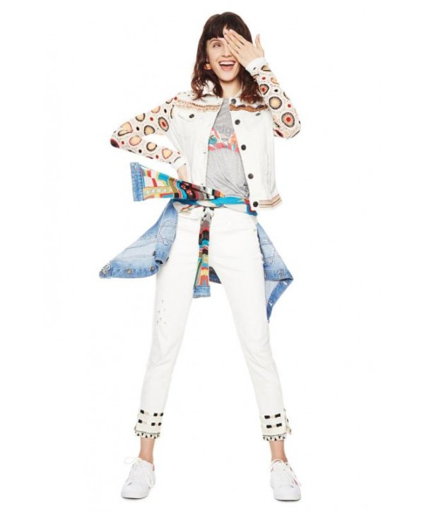 2020 new Desigual  Women jacket F0282