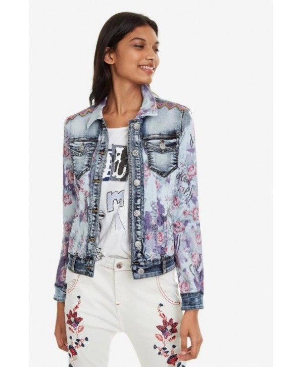 2020 new Desigual  Women jacket F064