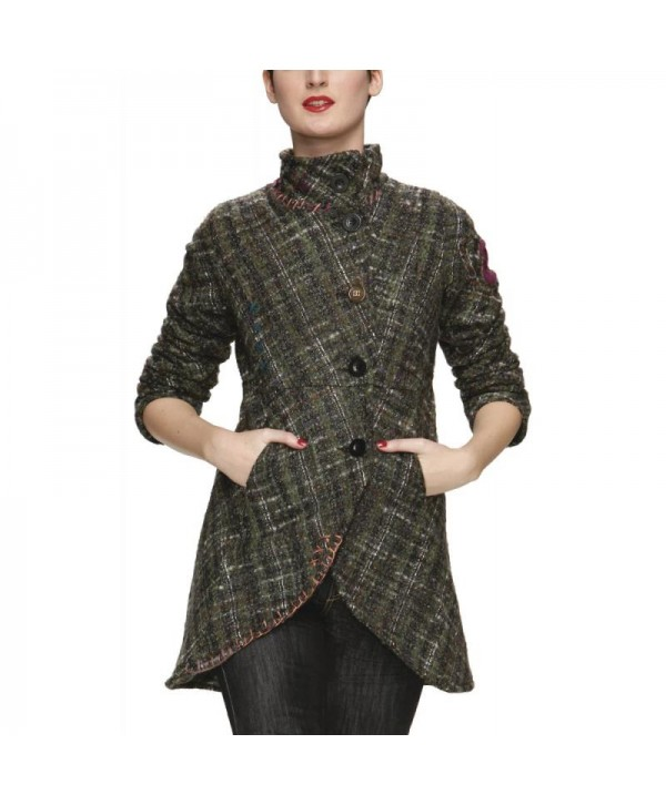 2020 new Desigual  Women coat F068