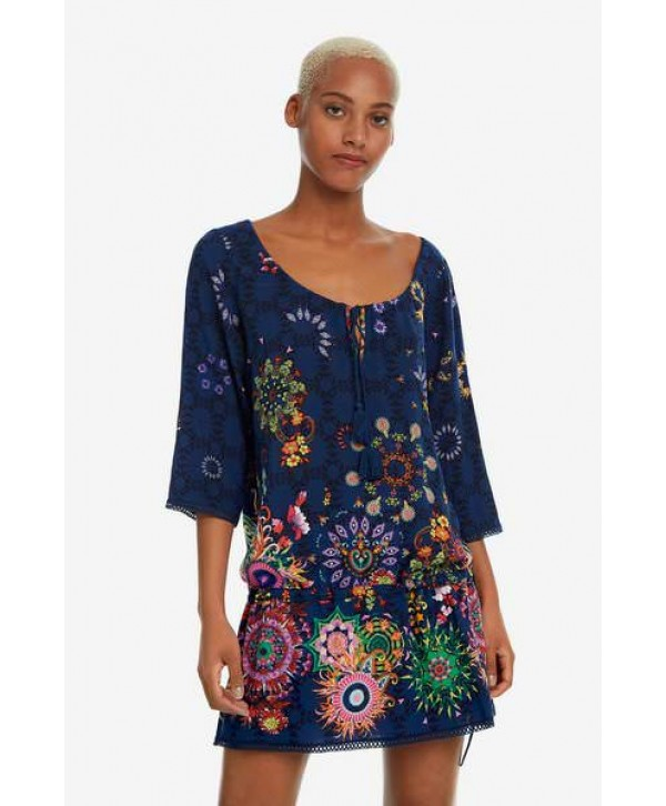 2020 new Desigual  Women dress F072