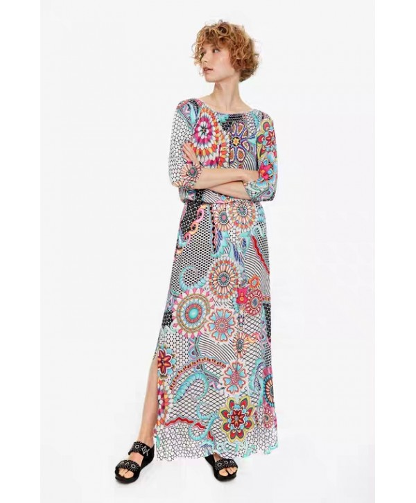 2020 new Desigual  Women dress F073