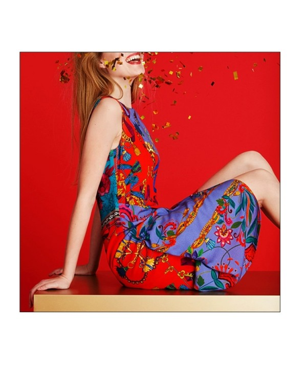2020 new Desigual  Women dress F079